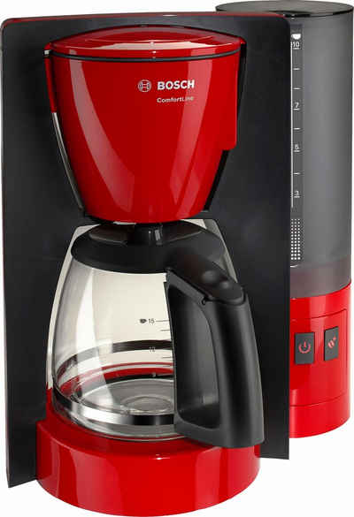BOSCH Filterkaffeemaschine ComfortLine TKA6A044, 1,25l Kaffeekanne, Papierfilter 1x4