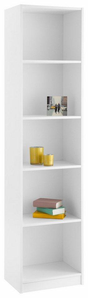 rauch regal minosa mit 5 f chern online kaufen otto. Black Bedroom Furniture Sets. Home Design Ideas