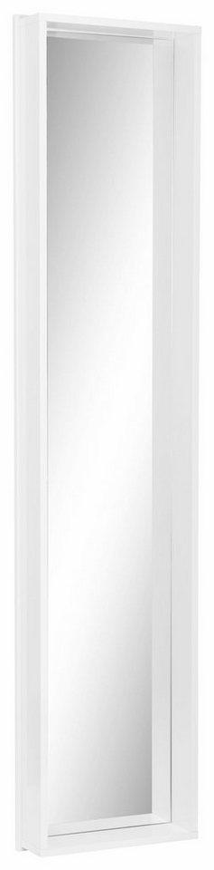 Schildmeyer Spiegelpaneel »Bruno« in weiß