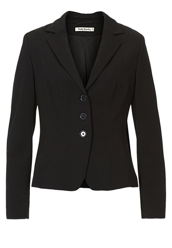 Betty Barclay Blazer in Schwarz - Schwarz