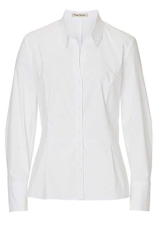 Betty Barclay Bluse in Weiß - Weiß