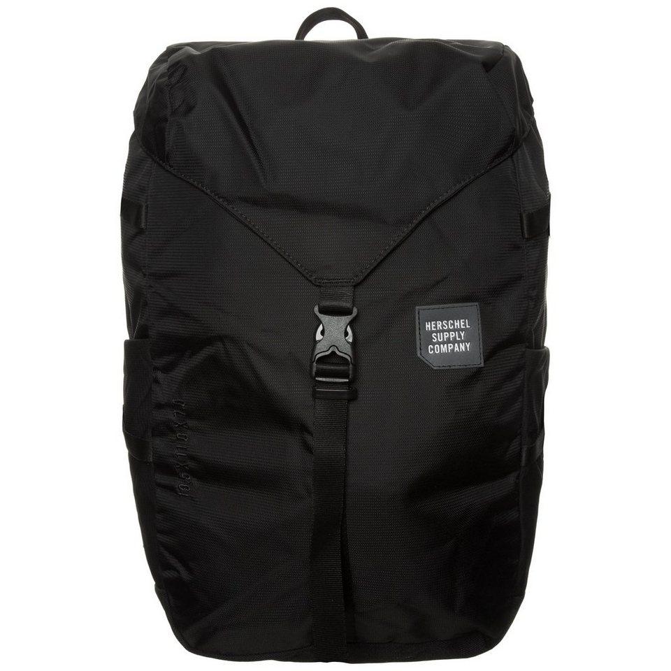 Herschel Barlow Large Rucksack in schwarz