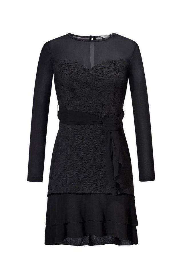 NICOWA Kleid in black