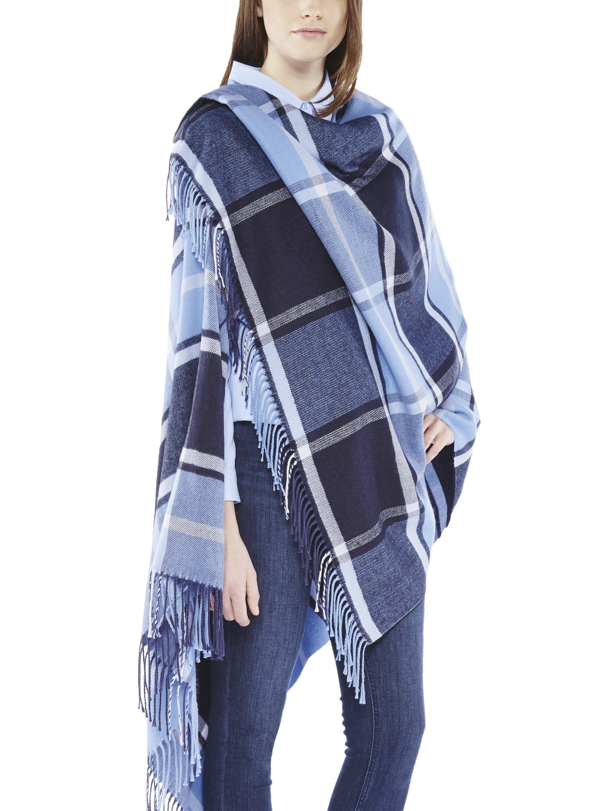 COLORADO DENIM Poncho »Jackie«
