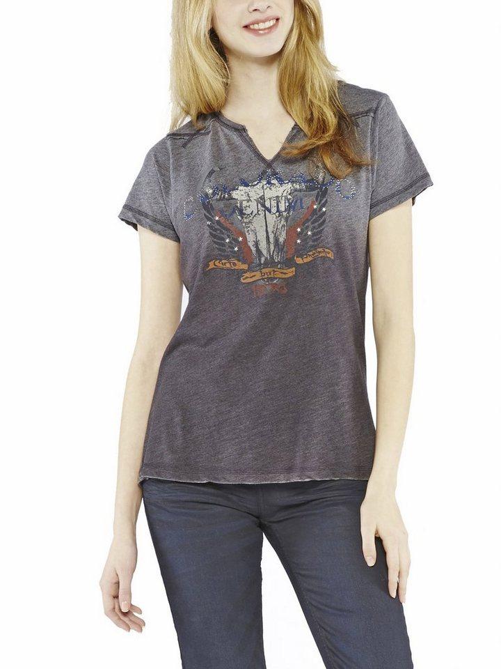 COLORADO DENIM T-Shirt »Kat« in castlerock