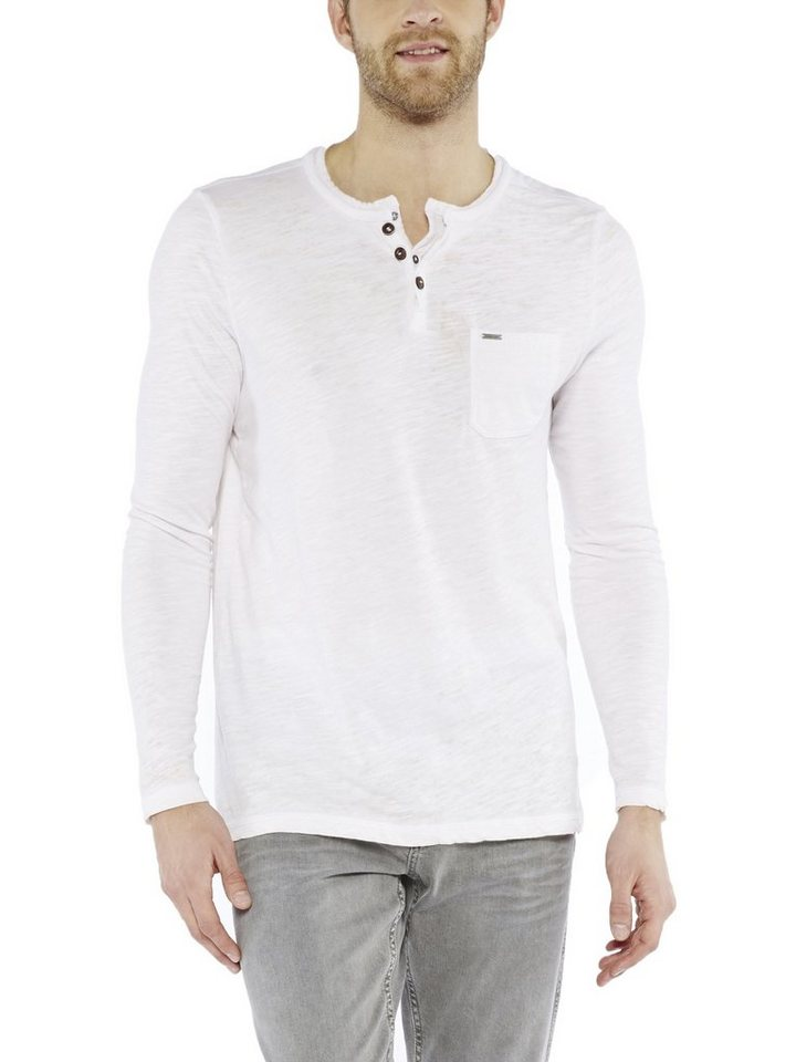 COLORADO DENIM T-Shirt »Chibs« in white