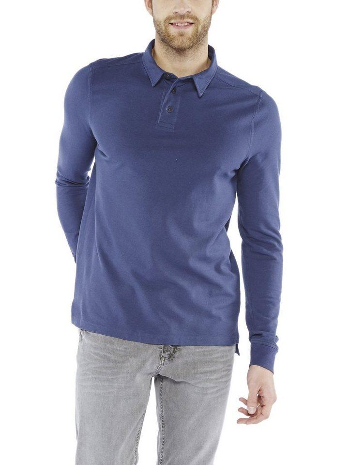 COLORADO DENIM Poloshirt »Stephen« in nightshadow