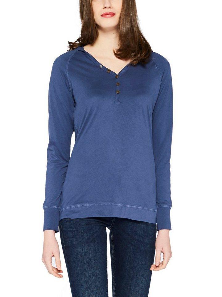 COLORADO DENIM T-Shirt »Marsha« in nightshadow