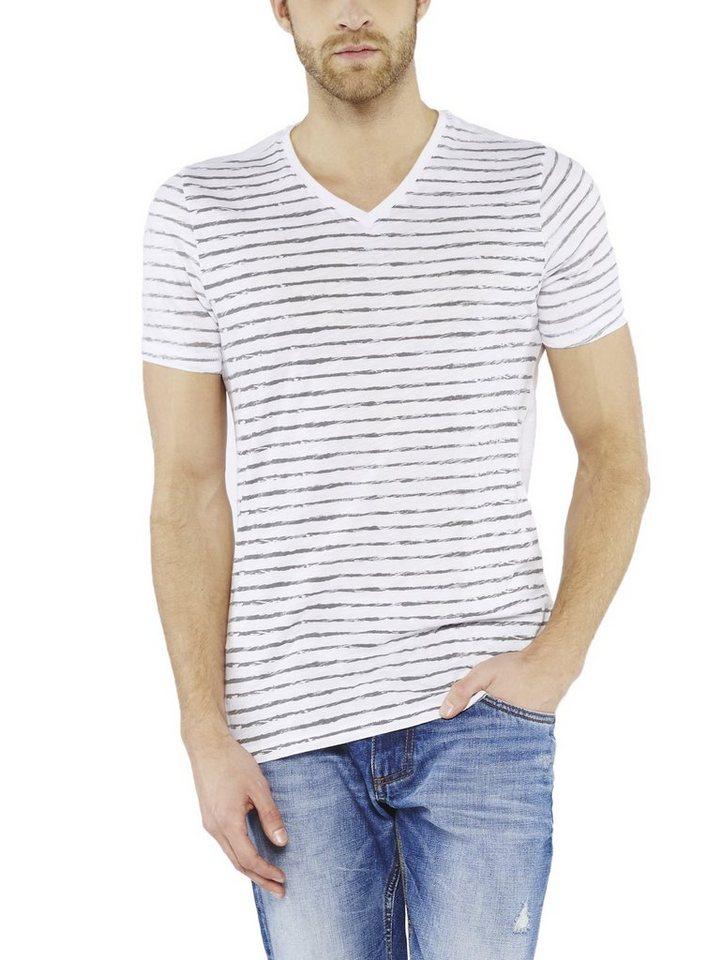 COLORADO DENIM T-Shirt »Curtis« in white