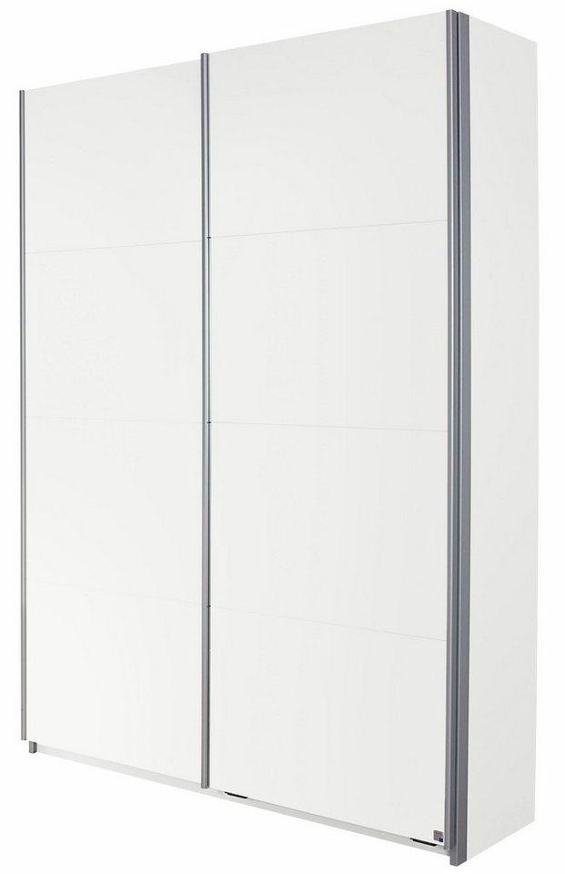Rauch Garderobenschrank »Minosa«, Breite 136 cm in weiß matt