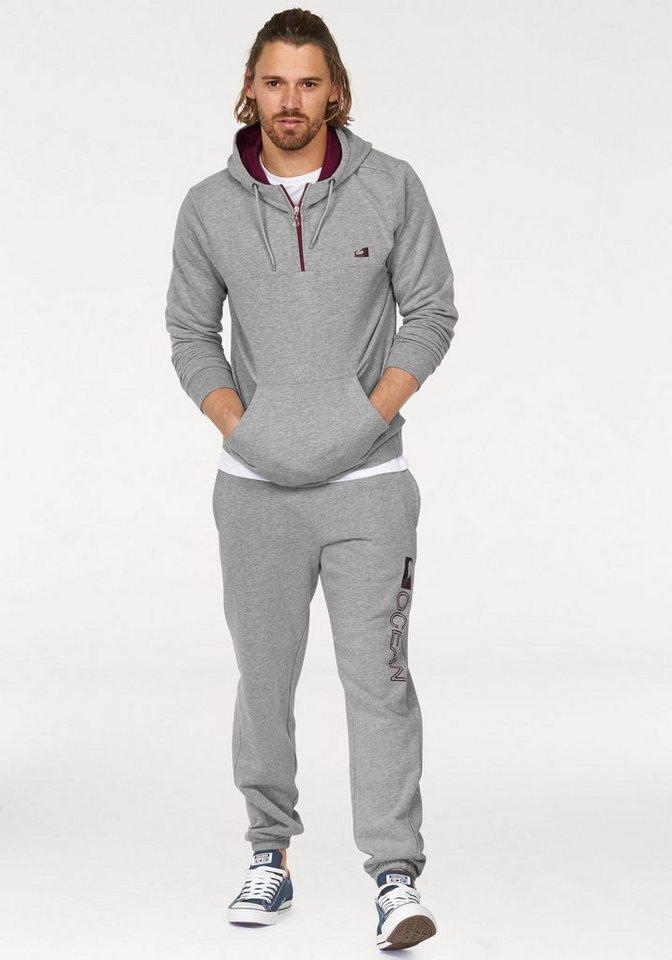Ocean Sportswear Jogginganzug in grau