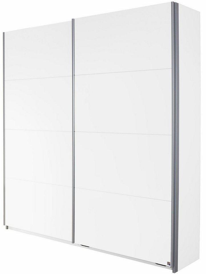 Rauch Garderobenschrank »Minosa«, Breite 181 cm in weiß matt