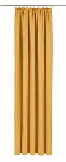 Vorhang nach Maß »Leon«, VHG, Kräuselband (1 Stück), Breite 145 cm