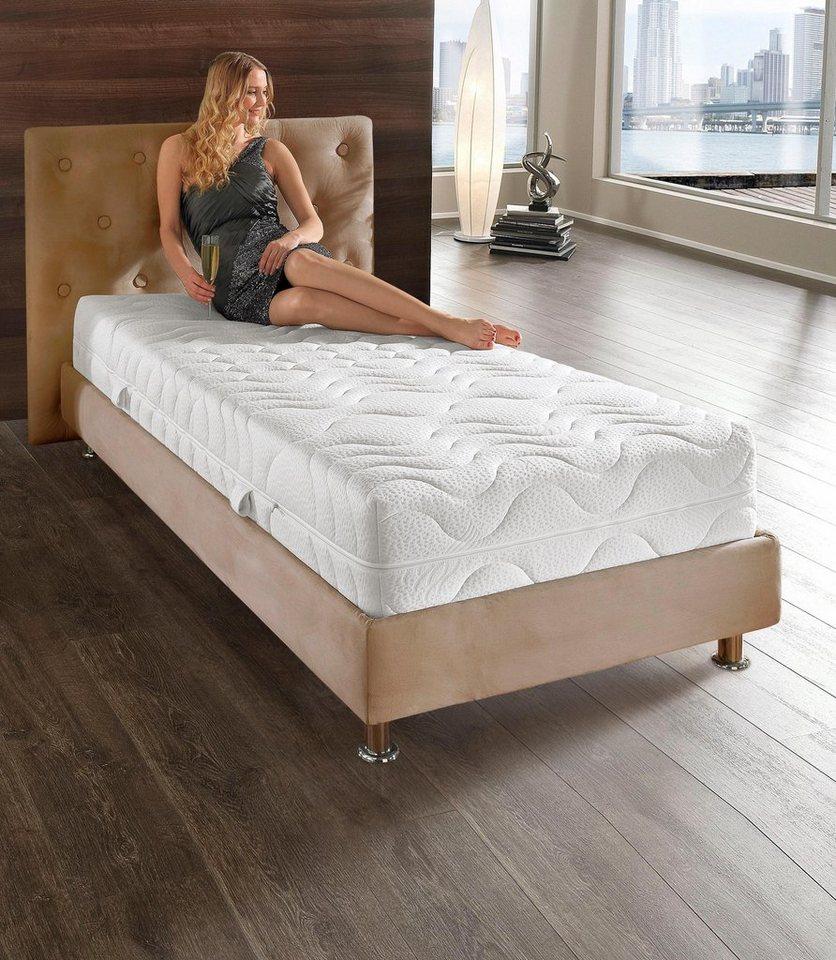 Komfortschaummatratze 7 Zonen Luxus BeCo
