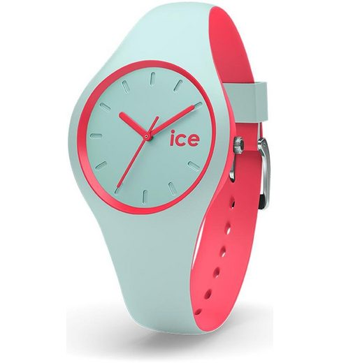 ice-watch Quarzuhr »ICE duo - Mint Coral, DUO.MCO.S.S.16«