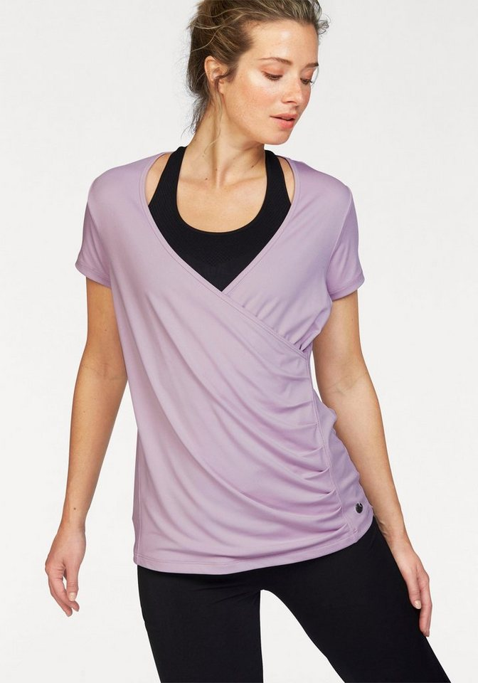 Ocean Sportswear Yogashirt in rosé