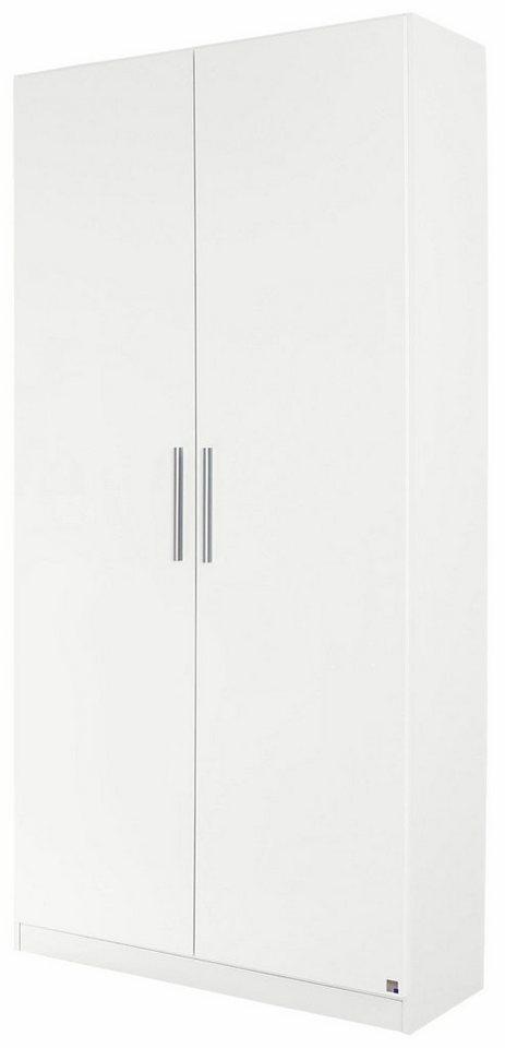 Rauch Garderobenschrank »Minosa«, Breite 91 cm in weiß matt