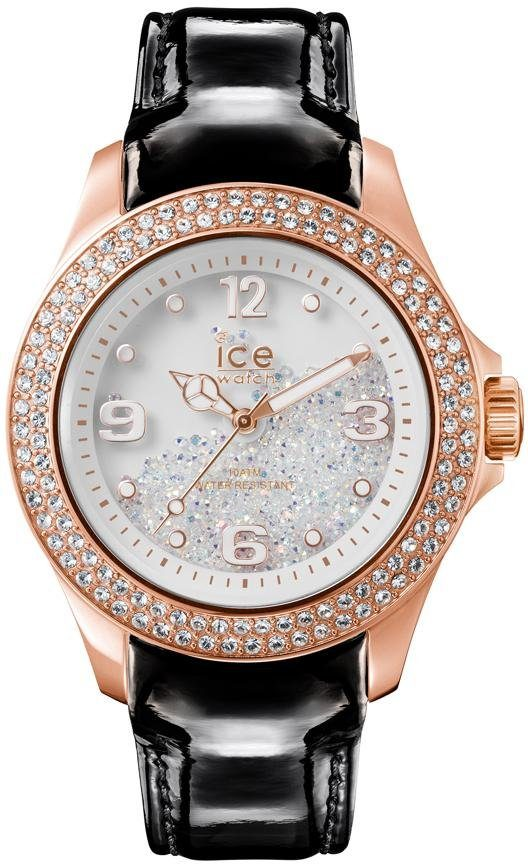 ice-watch Quarzuhr »ICE crystal - Rosé Gold Black, CY.RGB.U.L.15«