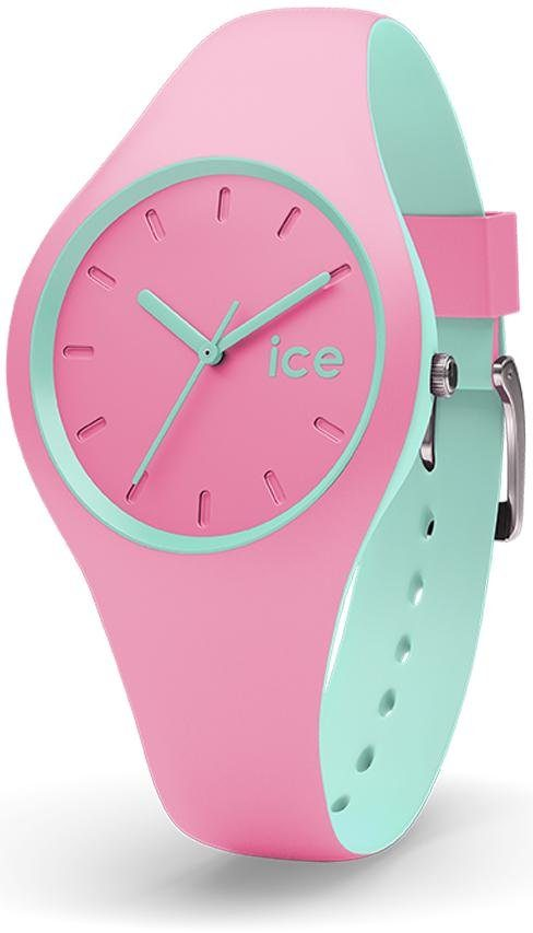 ice-watch Quarzuhr »ICE duo - Pink Mint, DUO.PMT.S.S.16«