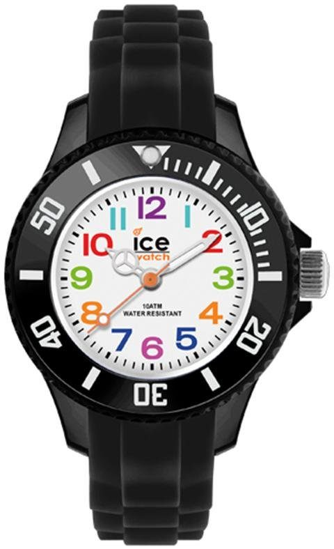 ice-watch Quarzuhr »ICE mini - Black, MN.BK.M.S.12«