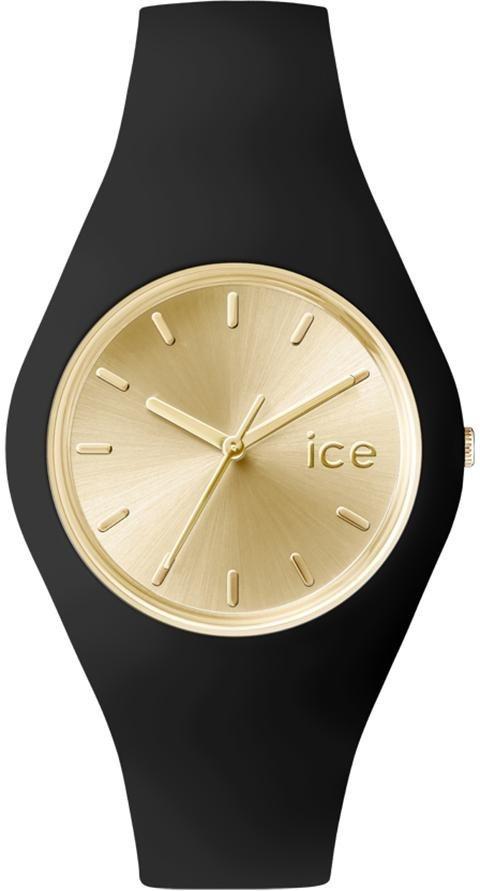 ice-watch Quarzuhr »ICE chic - Black Gold, ICE.CC.BGD.U.S.15« in schwarz