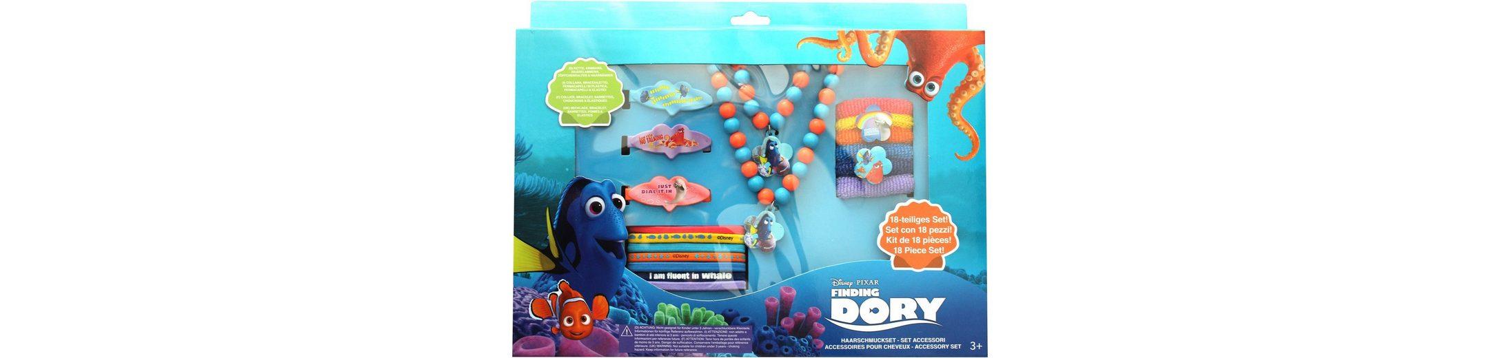 JOY TOY Kinderschmuck u. Haaraccessoire Set, »Disney Pixar Findet Dorie Accesoiresset«
