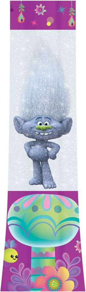 JOY TOY DreamWorks Trolls Guy Diamond LED Glitzerlampe
