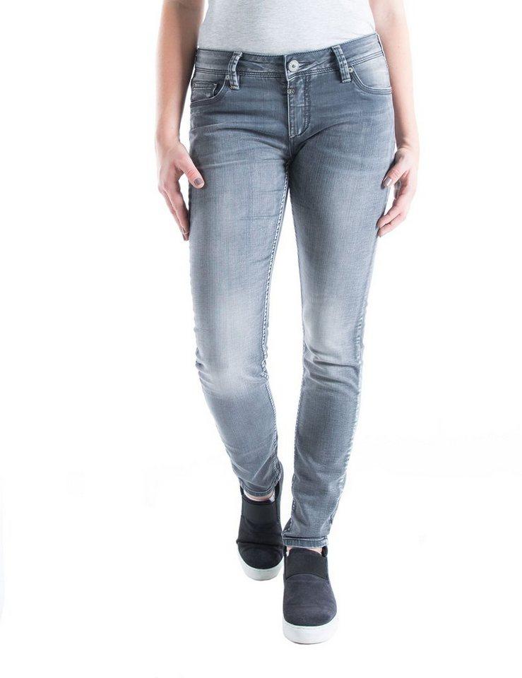 "TIMEZONE Jeans »AleenaTZ ""9198 steel grey wash""« in steel grey wash"