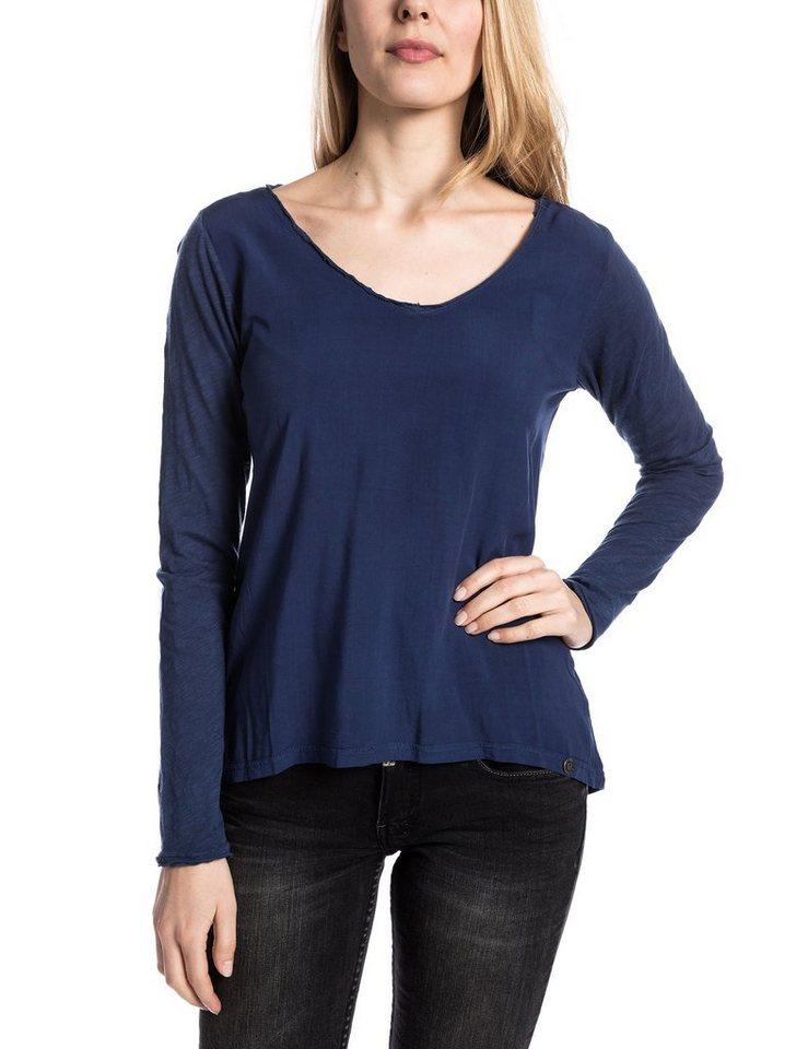 TIMEZONE Shirts (mit Arm) »MilanaTZ« in insignia blue