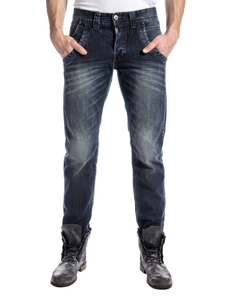"TIMEZONE Jeans »EliazTZ ""3983 urban indigo""« in urban indigo"