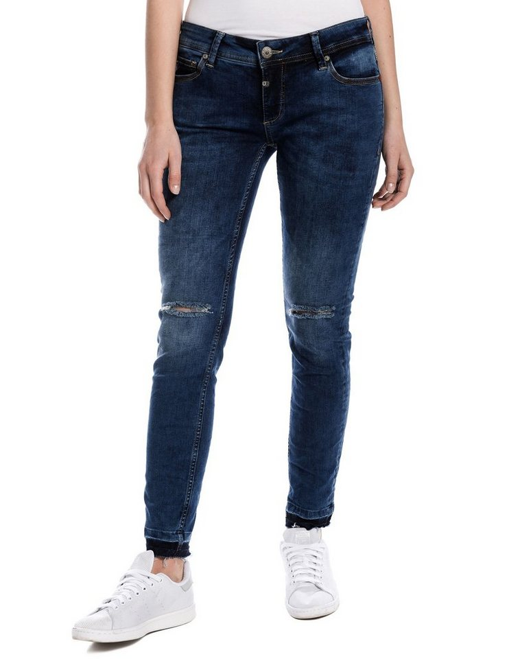 "TIMEZONE Jeans »AleenaTZ ""3326 soft blue""« in soft blue"