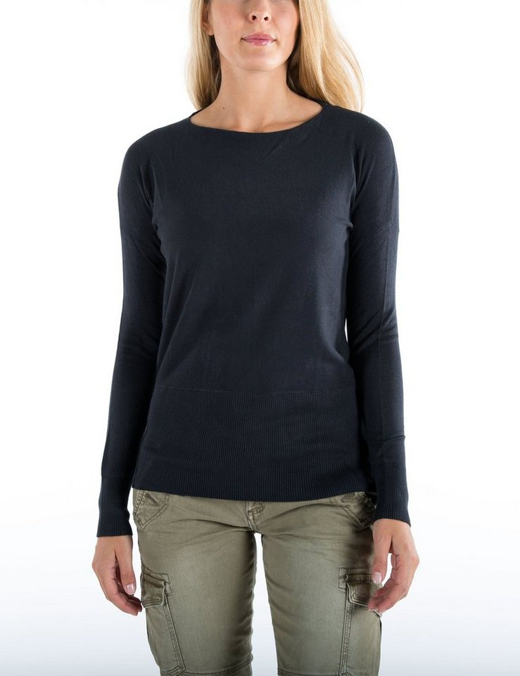 TIMEZONE Pullover »ShilaTZ« in caviar black