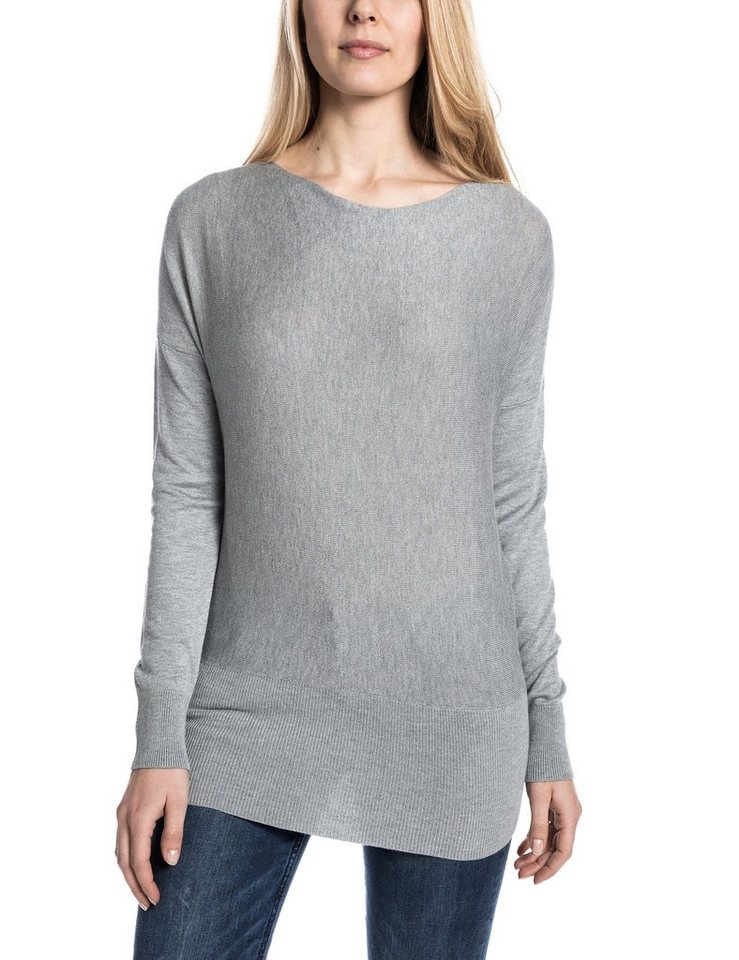 TIMEZONE Pullover »ShilaTZ« in grey melange