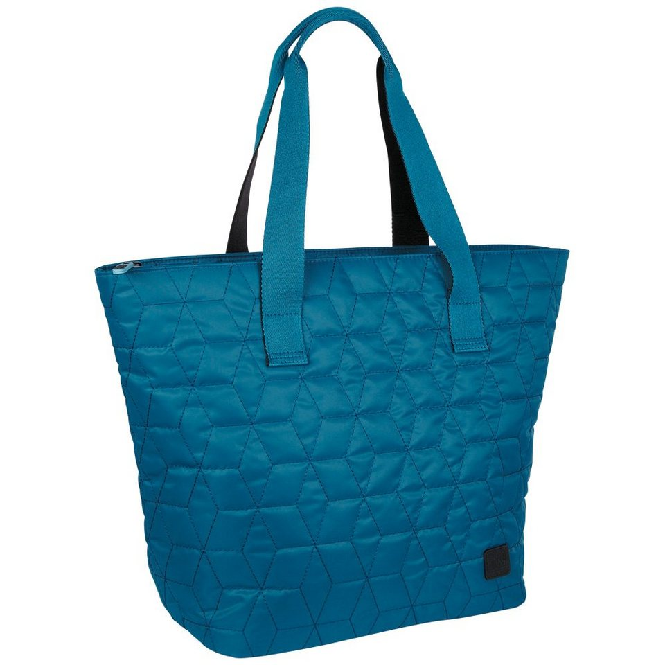 Chiemsee Tasche »QUILTED SHOPPER« in algiers blue
