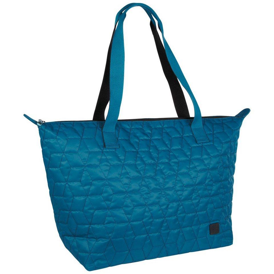 Chiemsee Reisetasche »QUILTED WEEKENDER« in algiers blue
