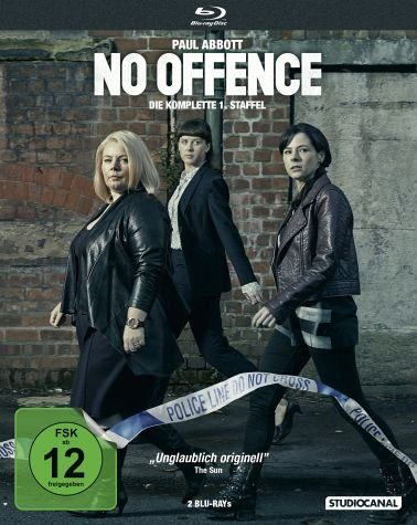 Blu-ray »No Offence - Die komplette 1. Staffel«