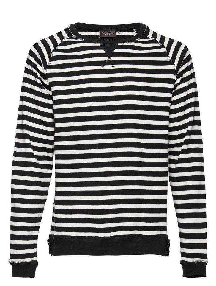 Casual Friday Sweatshirts in Schwarz