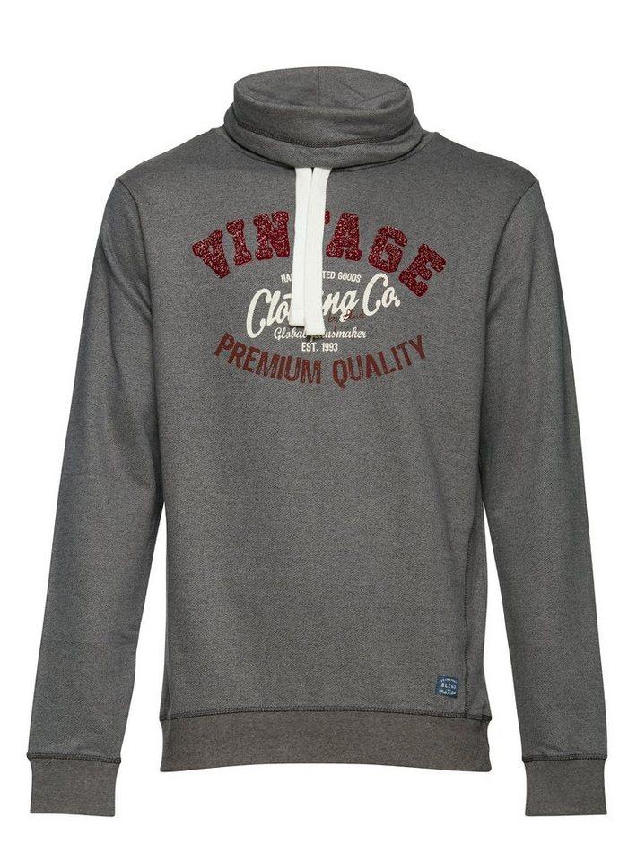 Blend Slim fit, schmale Form, Sweatshirts in Dunkel grau