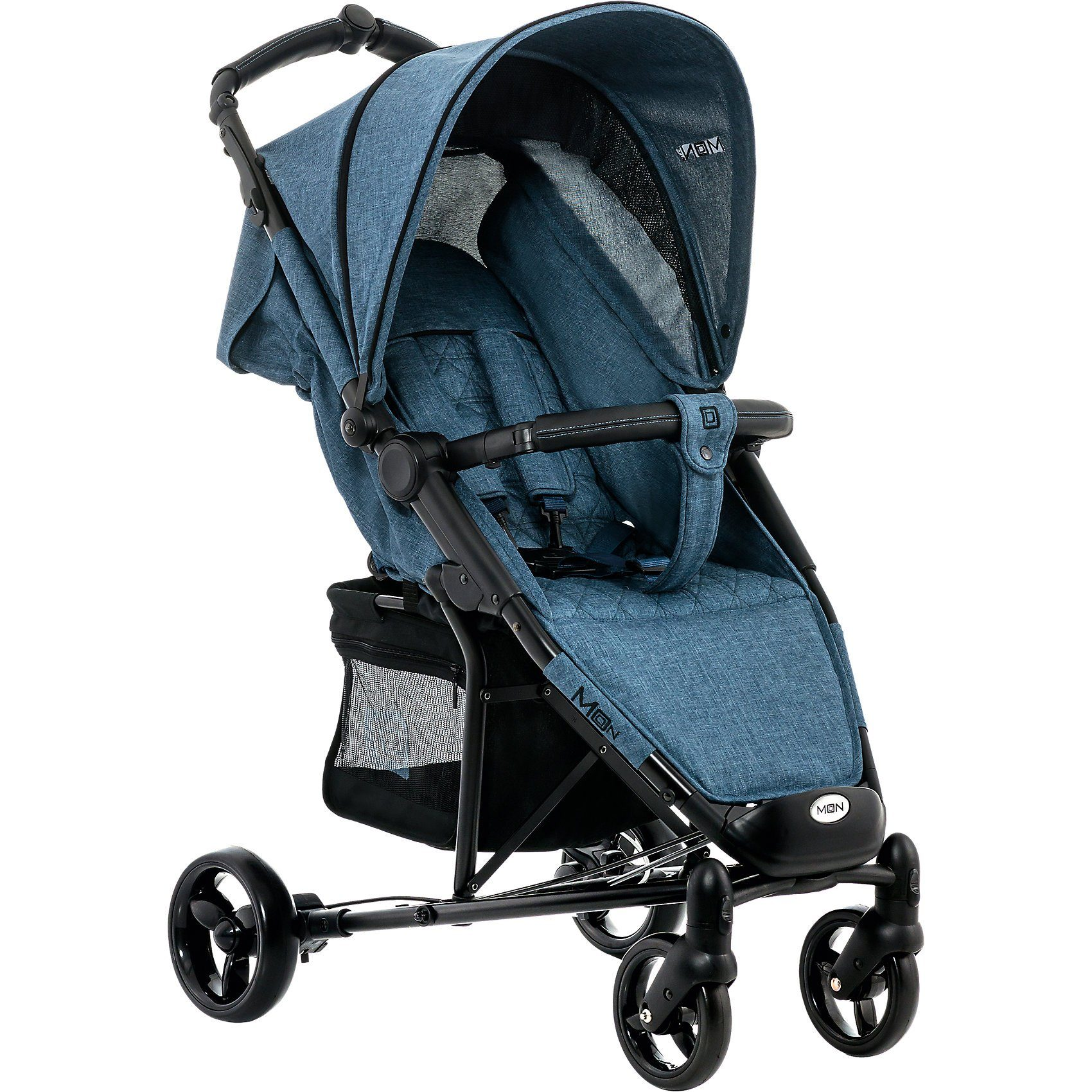 Moon Buggy KISS City, blue/melange