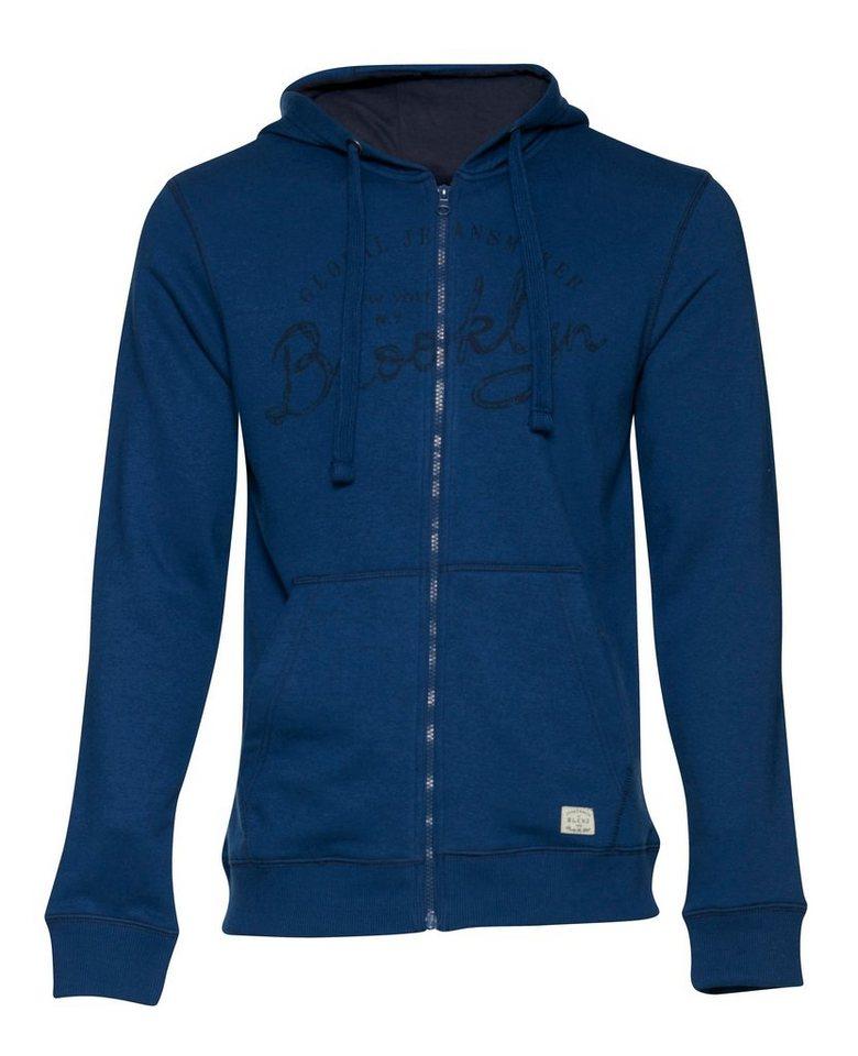 Blend Slim fit, Schmale Form, Sweatshirts in Blau