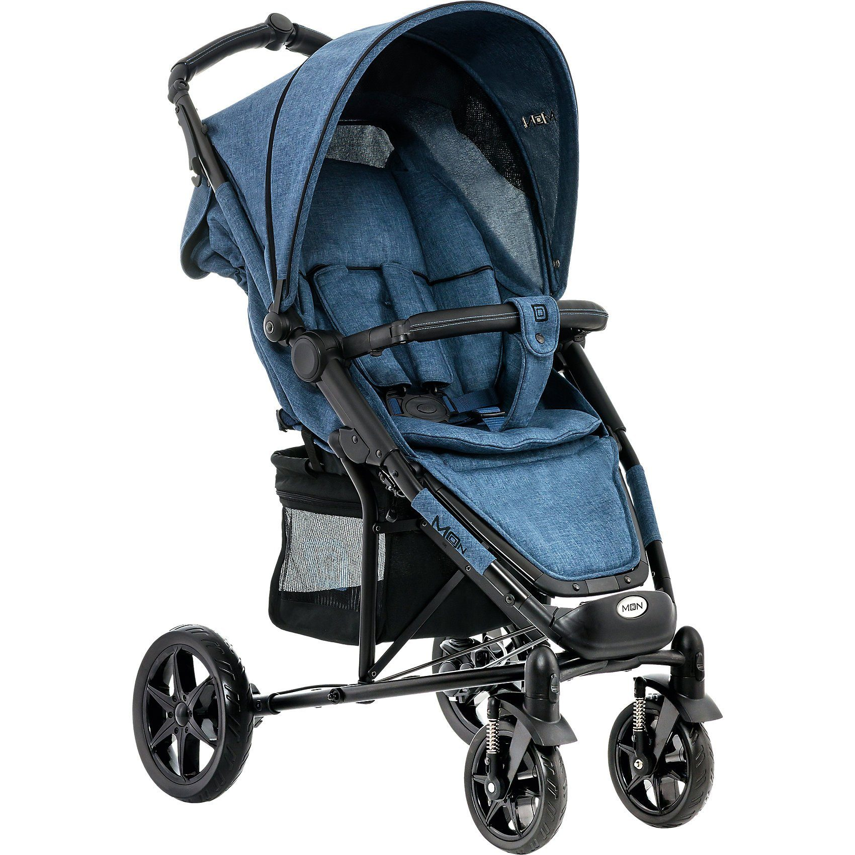 Moon Buggy FLAC City, blue/melange