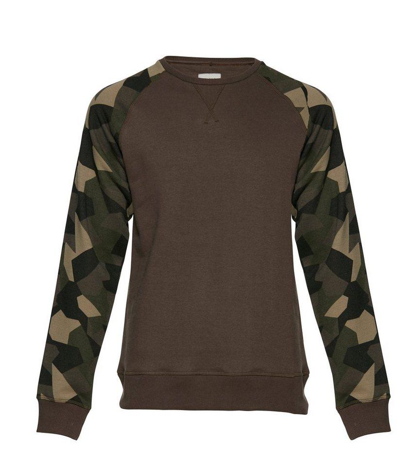 Blend Slim fit, Schmale Form, Sweatshirts in Grün