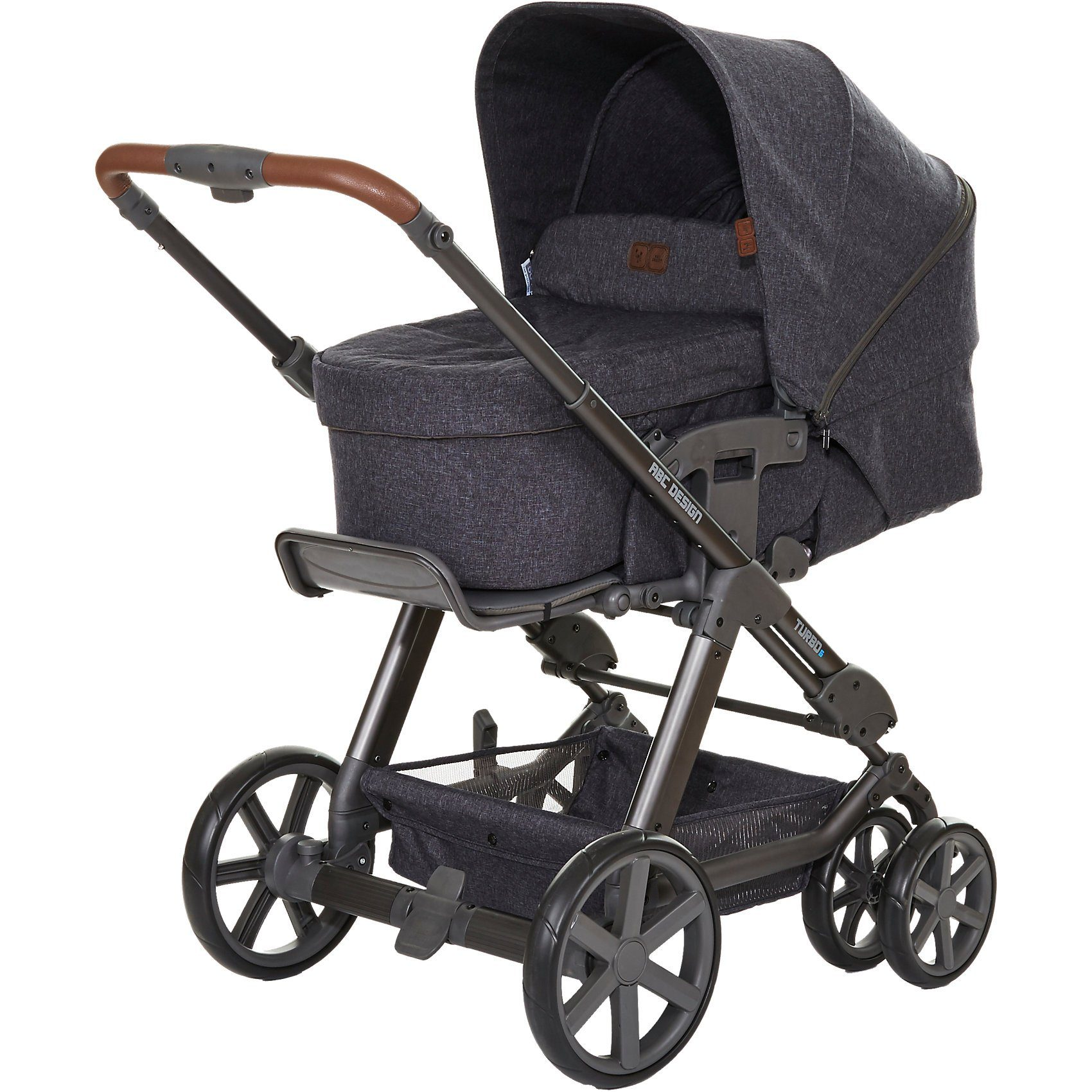 ABC Design Kombi Kinderwagen Turbo 6, street, 2017