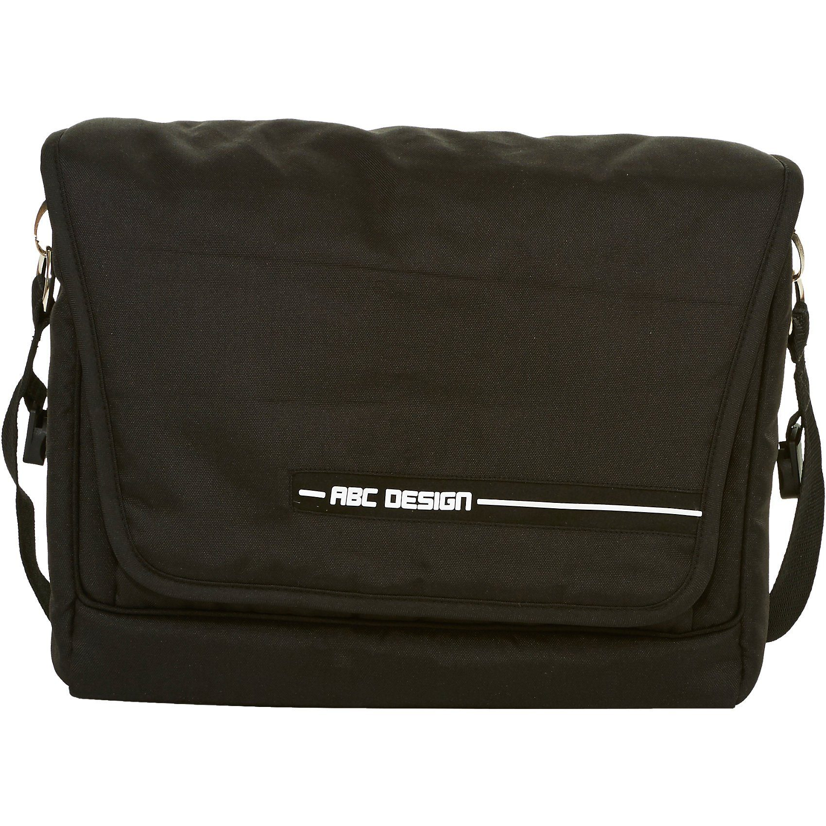 ABC Design Wickeltasche Fashion, coal
