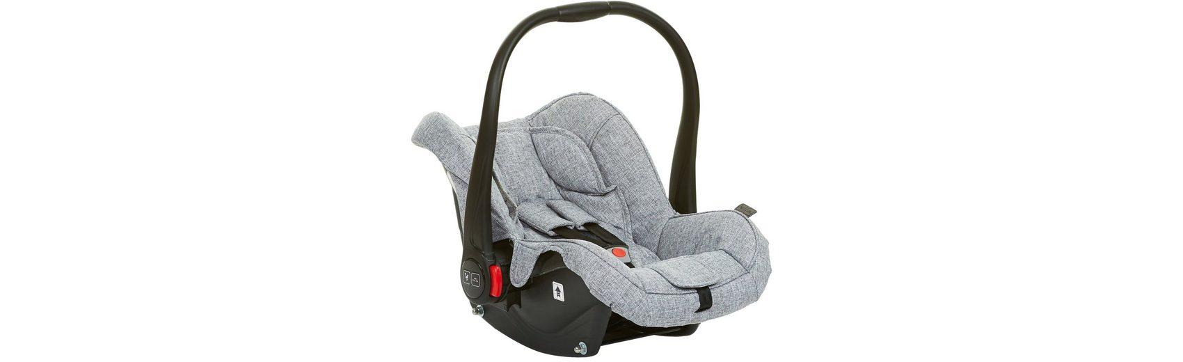 ABC Design Babyschale Hazel, graphite grey