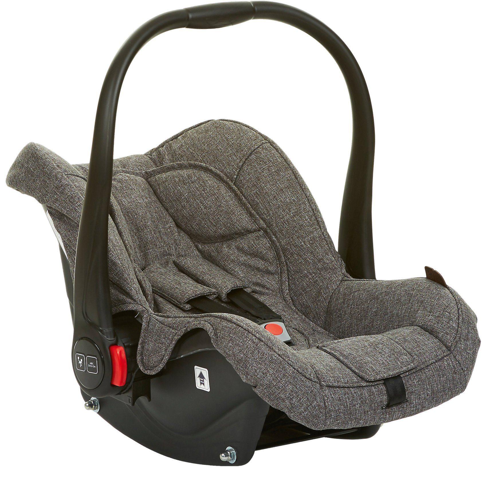 ABC Design Babyschale Hazel, track