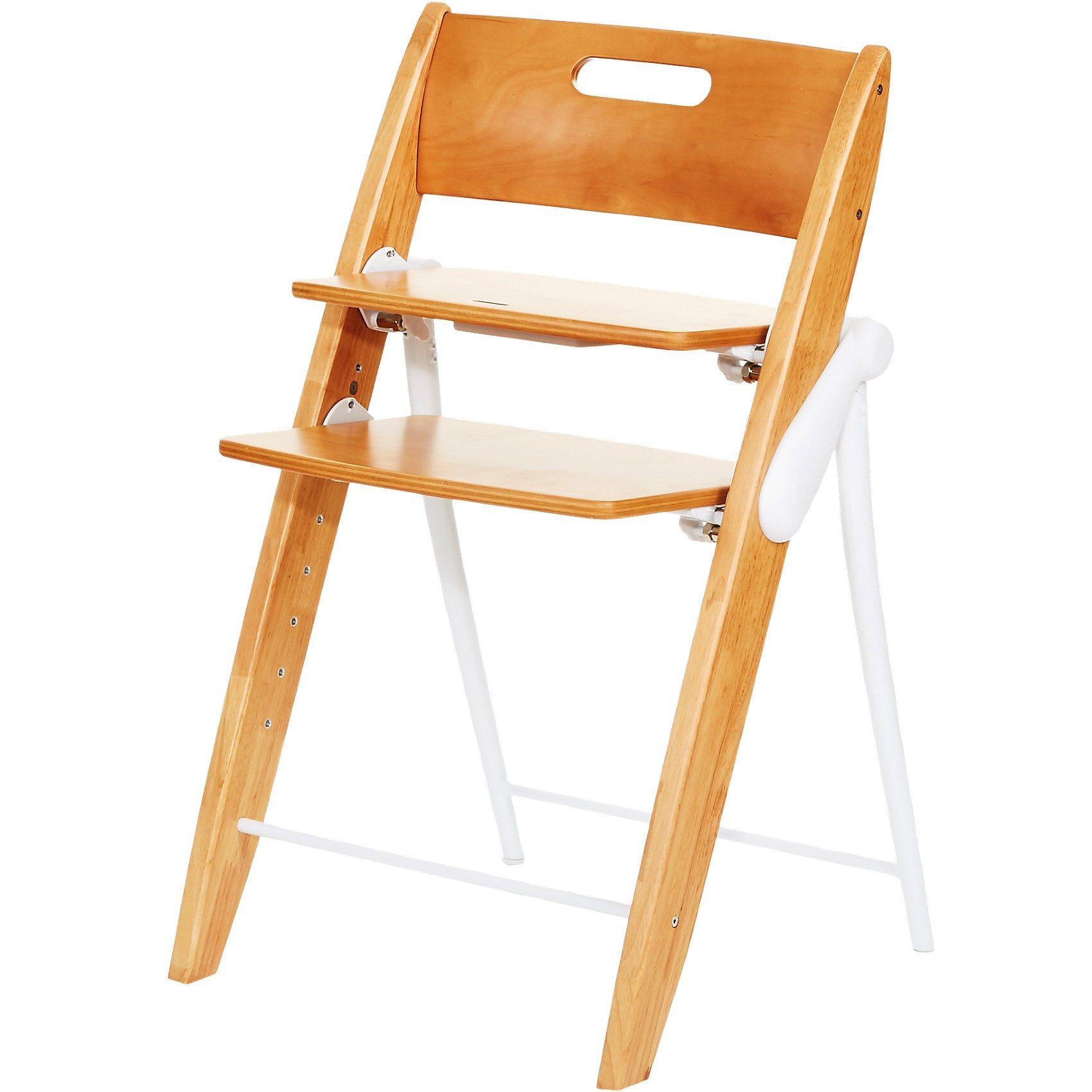 ABC Design Treppenhochstuhl Hopper, nature   Kinderzimmer > Kinderzimmerstühle > Hochstühle   Metall - Holz   ABC Design