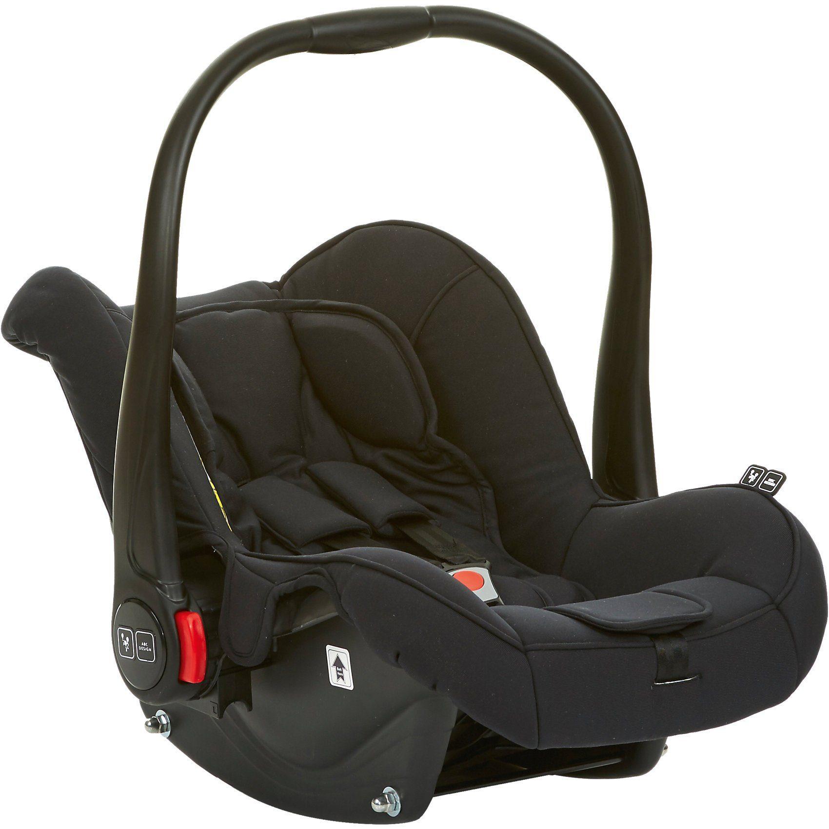 ABC Design Babyschale Hazel, coal