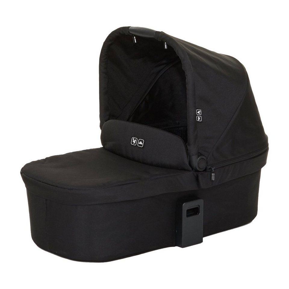 ABC Design Kinderwagenaufsatz für Zoom, Salsa 3 und Salsa 4, coal, 2017 in schwarz