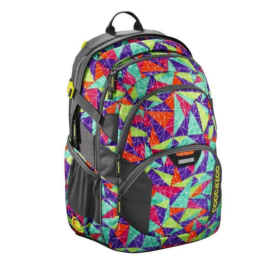 """Coocazoo Rucksack """"JobJobber2"""" mit Laptopfach, Spiky Pyramid »Außenmaße 30 x 45 x 20 cm«"""